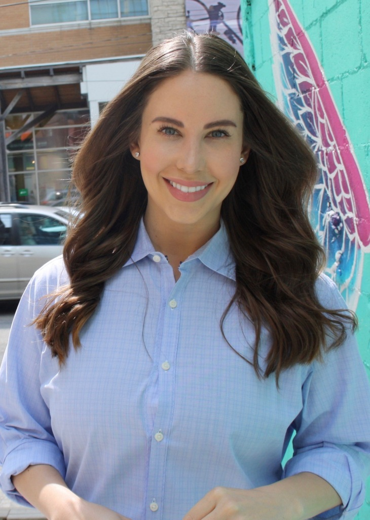 Sarah Saska, Co-Founder and CEO of Feminuity